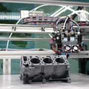 Pièce industrielle imprimer en 3D