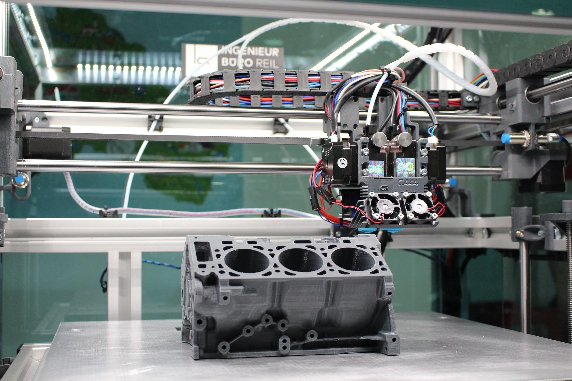 Le futur des pièces de rechange est en 3D | par Jean-Paul Tarrit